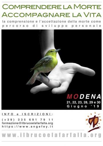Locandina A3 Modena Comprendere 0619