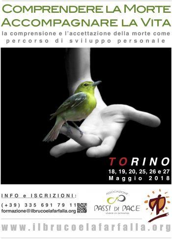 Locandina A3 Torino Comprendere 18