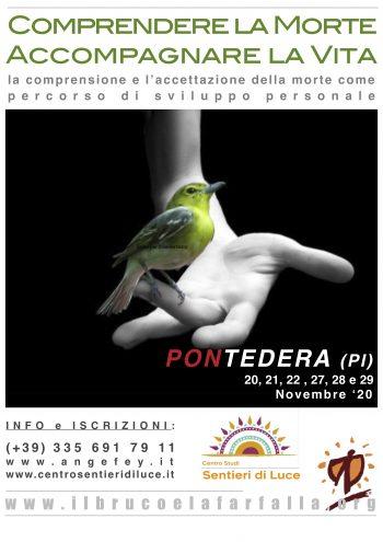 Locandina A3 Pontedera Comprendere 1120